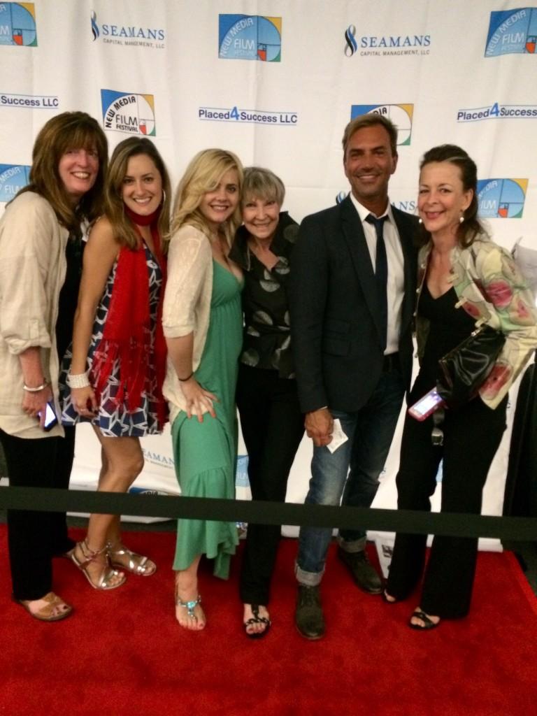 Tinsel Team wins New Media Festival 6-11-14